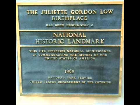 Juliette Gordon Low - The Legacy of the First Girl Scout