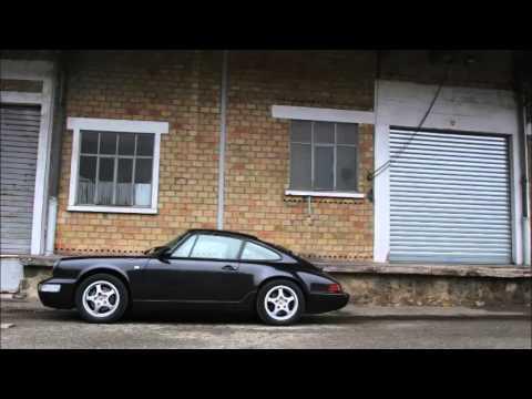 1993 Porsche 911 Carrera 2 Cabrio Youtube