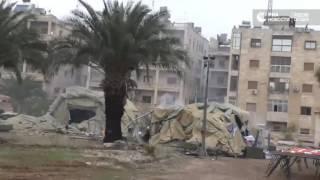 Обстрел госпиталя в Алеппо