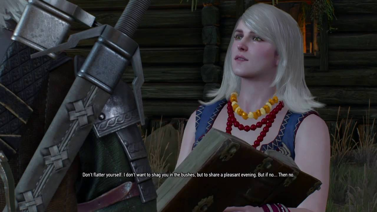 Keira is really attached to that book the witcher 3 youtube keira is really attached to that book the witcher 3 solutioingenieria Gallery