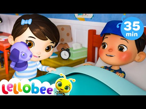 Sick Song | Baby Songs | +More Nursery Rhymes & Kids Songs | Little Baby Bum