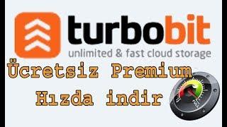 Turbobit Hızlı İndirme ? Turbobit Bedava İndirme ? 2018