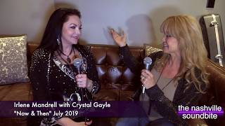Irlene Mandrell Crystal Gayle At The Opry