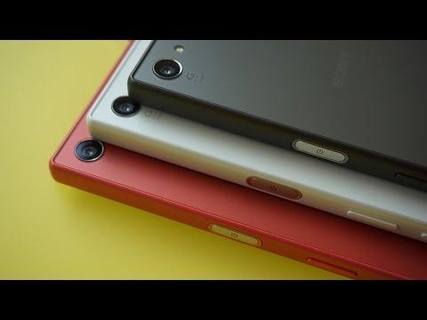 Sony Xperia Z5 Compact Kutusundan Çıkıyor