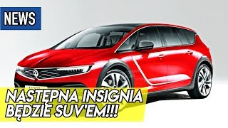Opel Insignia SUV, Mercedes-Benz CLA Plug-in Hybrid, MINI Clubman SUV -  #339 NaPoboczu
