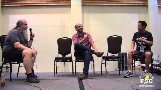 Florida Supercon 2014 The Comic Book Men Podcast w/ Scott Adsit