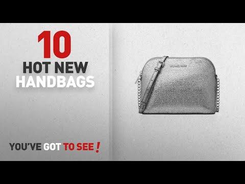 Michael Michael Kors Handbags & Wallets [2018 New Arrivals]: MICHAEL Michael Kors Dome Metallic