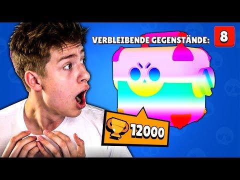 DIE LEGENDÄRE MEGABOX! 12.000 Pokale 🏆 • Brawl Stars Deutsch