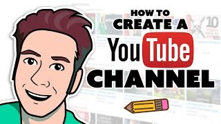 How To Create A YouTube Channel (Beginner's Tutorial) 📺(Learn how to create a YouTube channel to share your artwork, designs or anything else. I'll walk you through the steps to create and customize your first ..., 2015-06-03T19:12:10.000Z)