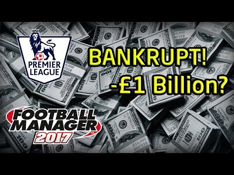 FM17 Experiment: What If Every Premier League Went BANKRUPT?!