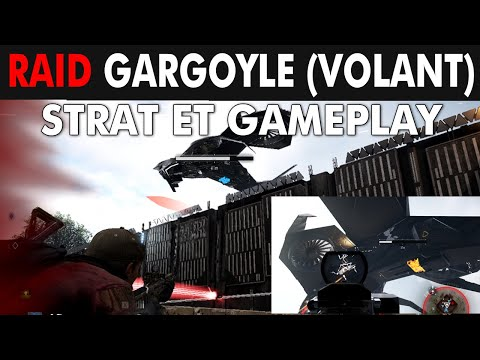 GHOST RECON BREAKPOINT ► RAID STRAT GARGOYLE (DRONE VOLANT)