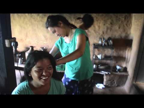 Nepali Village Life with Sarala Thapa part 2