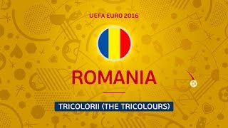 Romania at UEFA EURO 2016 in 30 seconds