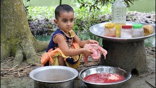 fish eggs amp paffed rice mashed picnic of 3 5 years old children sneyha 39 s picnic food