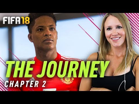 FIFA 18 THE JOURNEY 2 W/ CHAPTER 2 LIVE! EARLY ACCESS