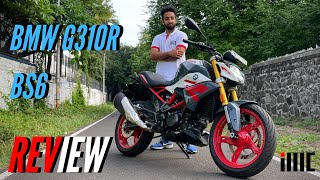 BMW G310R BS6 Detailed Review …