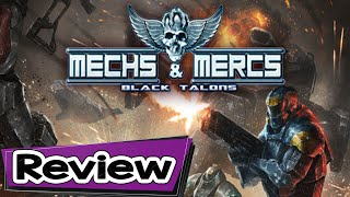 Mechs & Mercs: Black Talons Review