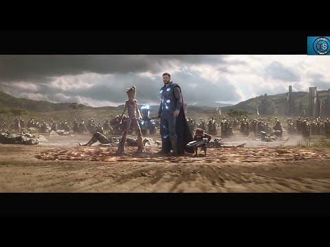 Best Fight Scene In Avengers (2018) Telugu Dubbed||Telugu Spirit||subscribe