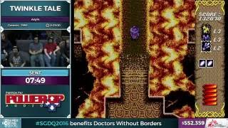 Twinkle Tale by Sent in 18:50 - SGDQ 2016 - Part 139