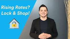 Protect yourself against rising mortgage rates. The Lock & Shop Program.