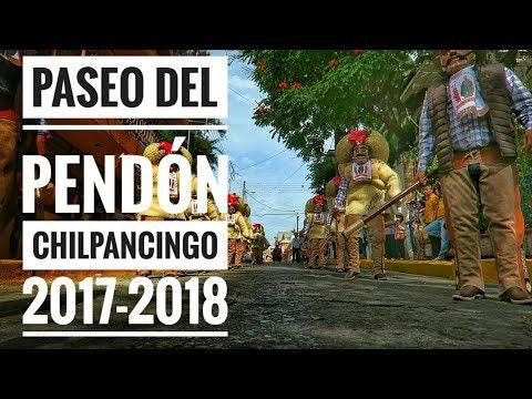 Paseo del Pendón 2017-2018 || Chilpancingo Guerrero.