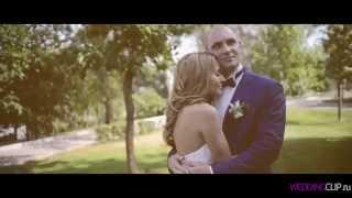 Европейская свадьба 2014 | Pavel&Olesya weddingclip