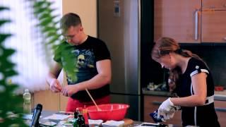 Готовим со вкусом - Японские роллы