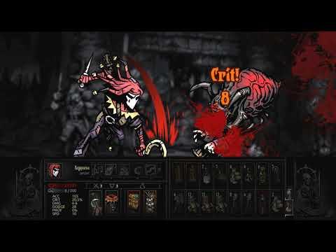 Let's Play Darkest Dungeon, Crimson Court - Part 140