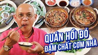Food For Good #503: Canh chua lươn cá kho tộ Hồi Đó làm mình nhớ nội quá luôn !