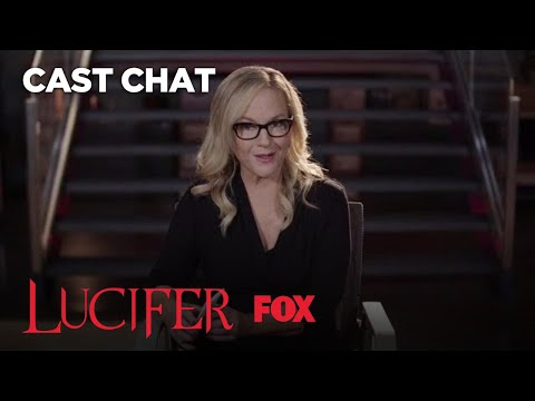 Therapy Session With Rachael Harris: Session One  Season 3  LUCIFER
