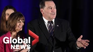Midterm Elections: Joe Donnelly concedes Indiana Senate race to Mike Braun