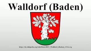 Walldorf (Baden)