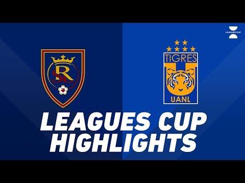 Real Salt Lake vs. Tigres UANL | HIGHLIGHTS – July 24, 2019