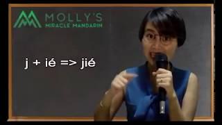 "Pinyin Practice_""j q x + ie"
