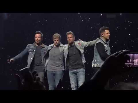 "Westlife ""You Raise Me Up"" 28.6.2019 The Twenty Tour Manchester Arena"