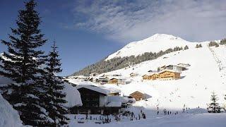 В Австрии готовят горнолыжные курорты летом