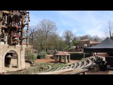 Nouveautés Puy du Fou 2017 - Le Grand Carillon