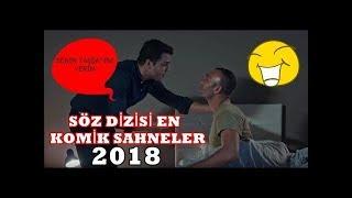 SÖZ DİZİSİ EN KOMİK SAHNELER 2018