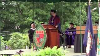 Sweet Briar College 2013 Commencement