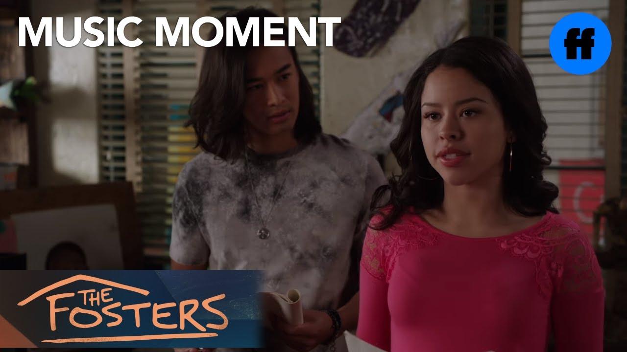 Download The Fosters | Season 3, Episode 14: Romeo & Juliet Rehearsal | Freeform