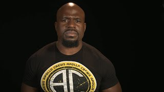 Apollo Crews wants a fight with Andrade: WWE Exclusive, June 26, 2019