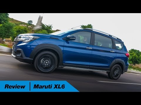 Maruti XL6 Review - Premium Ertiga | MotorBeam