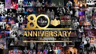 Hillbarn Theatre 80th Anniversary Live Gala