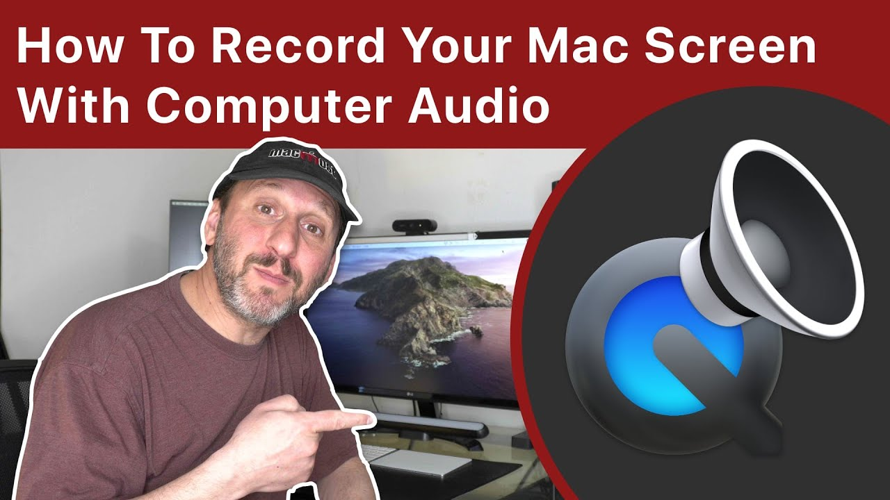 How To Record Your Mac Screen With Computer Audio