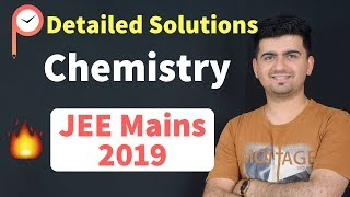 Guys, Detailed Solutions of JEE Mains chemistry by Vineet Khatri si...