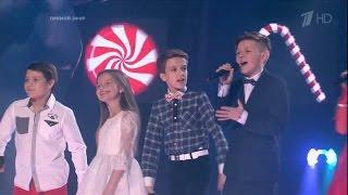 Алиса Кожикина и «Голос Дети» — Last Christmas (2015)