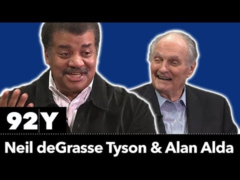Science and Communication: Alan Alda in Conversation with Neil deGrasse Tyson