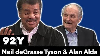 Video Science and Communication: Alan Alda in Conversation with Neil deGrasse Tyson download MP3, 3GP, MP4, WEBM, AVI, FLV Desember 2017