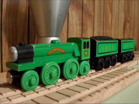 Thomas Friends Wooden Railway Collection Part 1