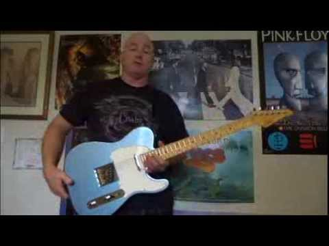 April Wine - Roller Guitar Lesson - Dave Phillips - The Right way